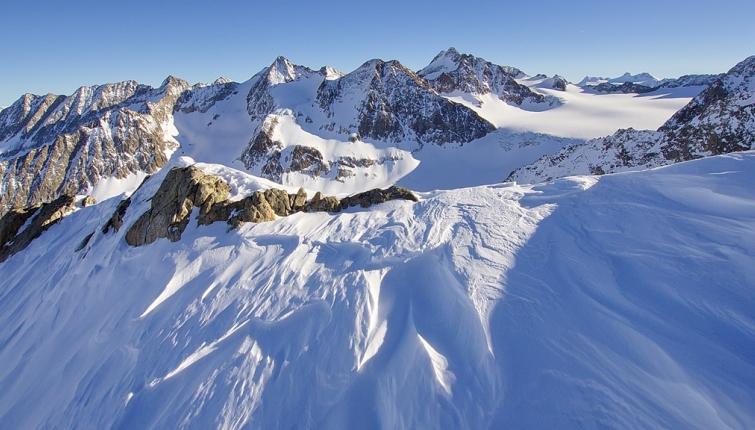 Derzeit alles ander als gute Schneebedingungen zum Schifahren.