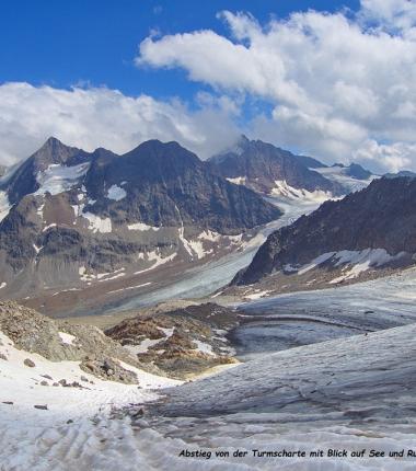 Der verborgene Bergferner