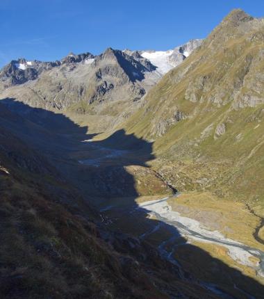 Wildgratspitze, Aperer Turm und Hinterer Wilde Turm