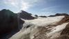 Derzeit gute Bedingungen am Anstieg zur Ruderhofspitze ! Ab der Hölltalscharte sollte der Grat für den Gipfelanstieg benutzt werden!